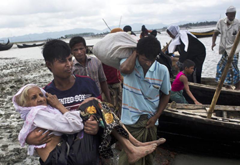 В США предложили ввести санкции против Мьянмы