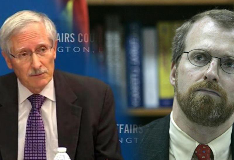 Невыносимая глупость бытия: Козларич и Крамер задыхаются от ненависти к Баку