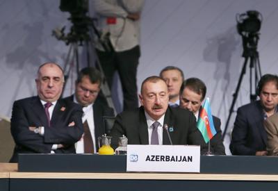Президент Ильхам Алиев: Страна, разрушающая мечети, никогда не может быть другом мусульманских стран