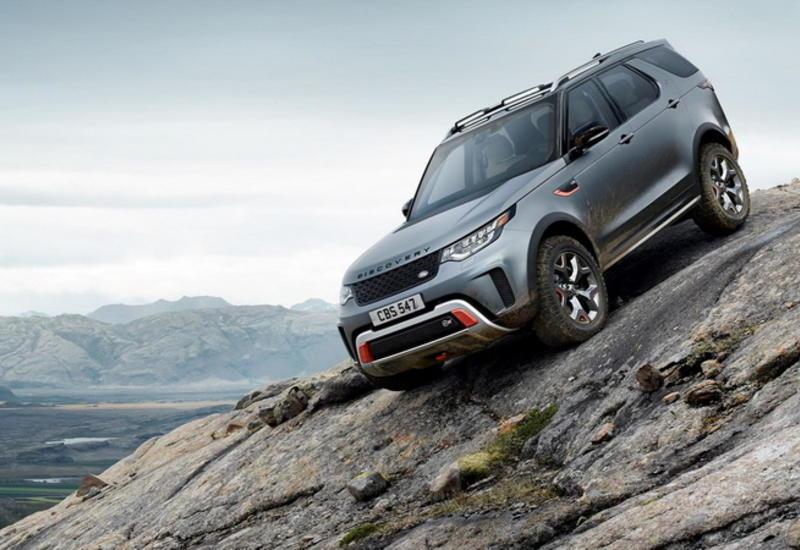 """Land Rover планирует еще больше экстремальных версий <span class=""""color_red"""">- ФОТО</span>"""