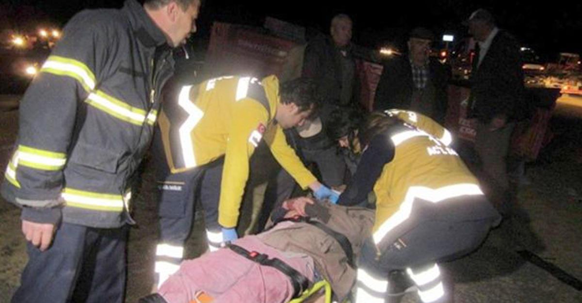 Неменее 20 человек пострадали вДТП сучастием туристического автобуса вТурции