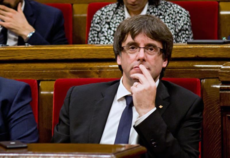 Главу Каталонии ждет 30 лет тюрьмы в случае провозглашения независимости
