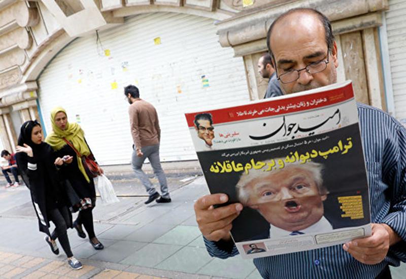 Тегеран после заявлений Трампа готовится к любому развитию ситуации