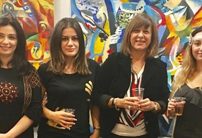 """Работы азербайджанских художников на выставке в Лувре <span class=""""color_red"""">- ФОТО</span>"""