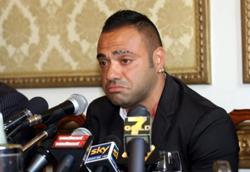 В Италии бывшего футболиста осудили за связи с мафией
