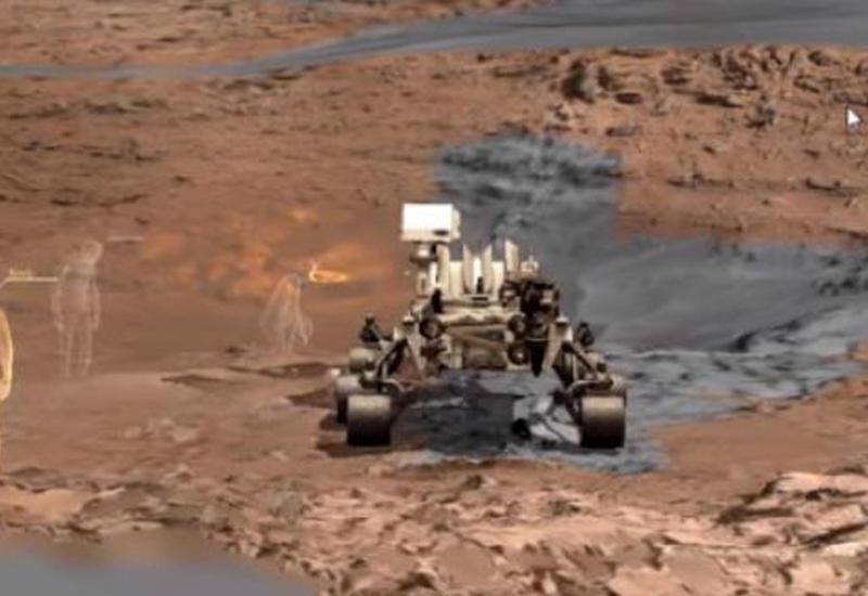 """NASA позволило жителям Земли высадиться на Марсе <span class=""""color_red"""">- ВИДЕО</span>"""