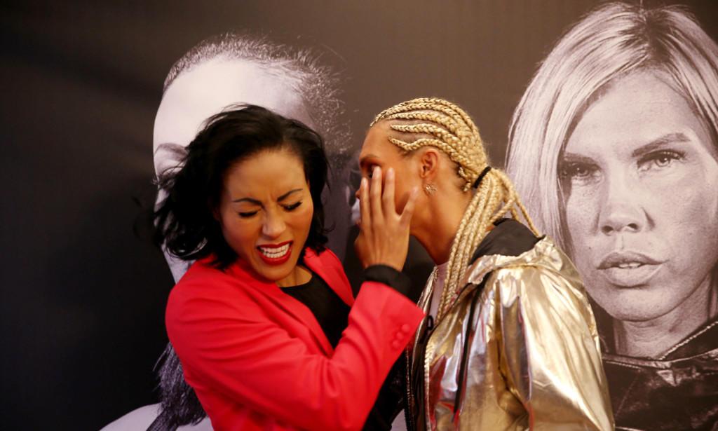 Чемпионка побоксу нокаутировала поцеловавшую еесоперницу
