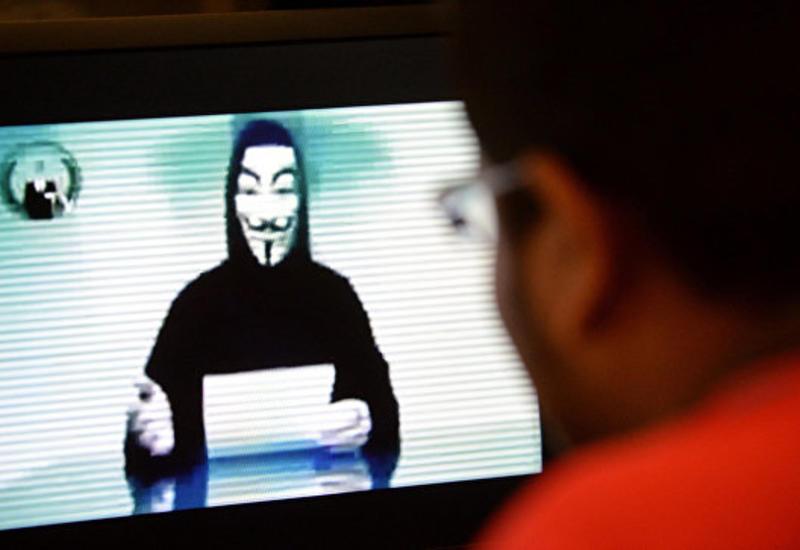 Anonymous атаковал сайты правительства Испании и Народной партии
