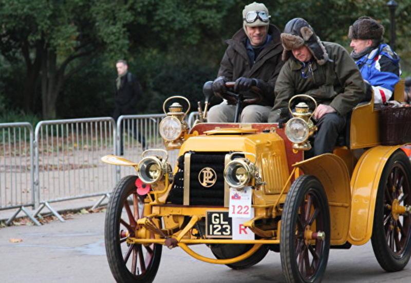 В Лондоне ввели сбор за выхлопы для старых автомобилей
