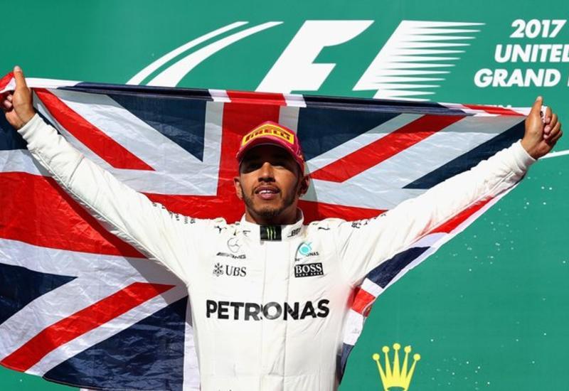Британский пилот Льюис Хэмилтон стал победителем Гран-при США.