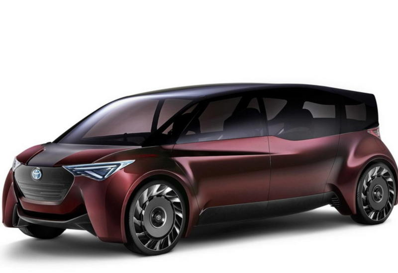 """Новый концепт Toyota стирает границы между седаном и минивэном <span class=""""color_red"""">- ФОТО</span>"""