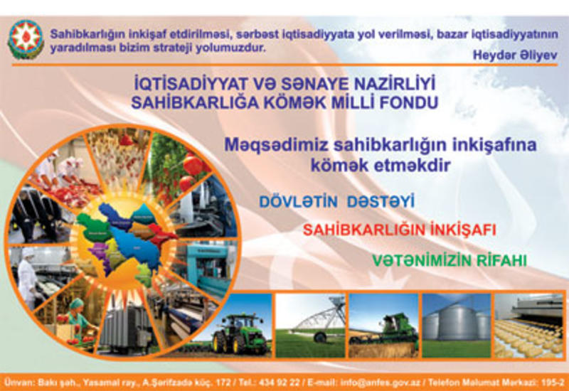 Объявлен прием инвестпроектов в одном из районов Азербайджана