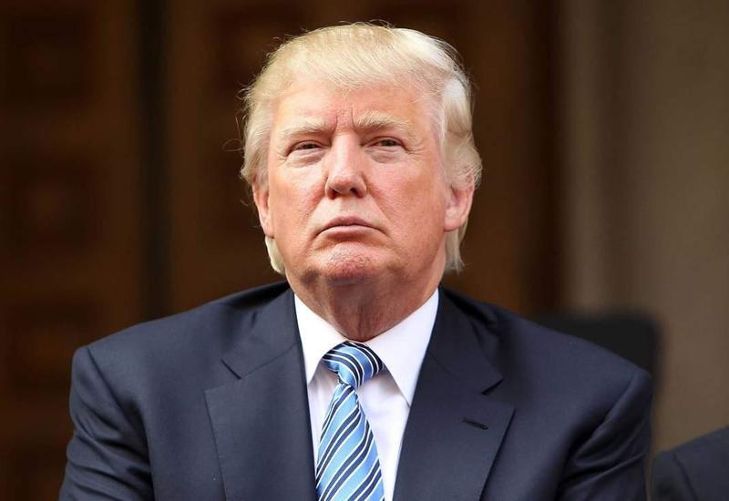 Трамп срифмовал лозунг о строительстве стены на границе с Мексикой