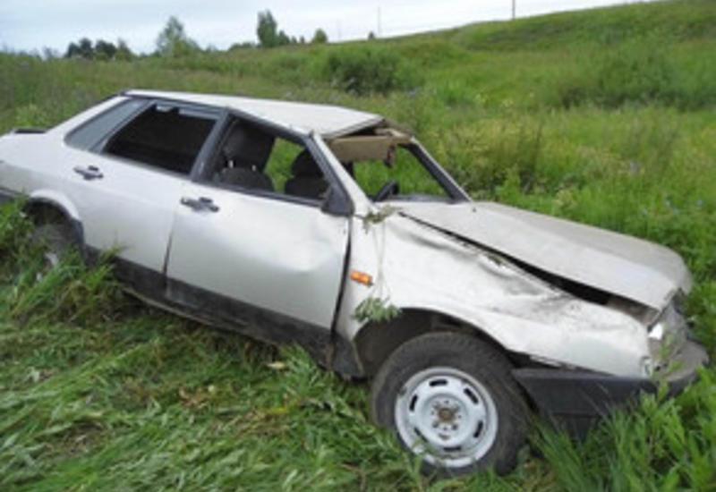 Тяжелая авария в Гедабеке: есть погибший