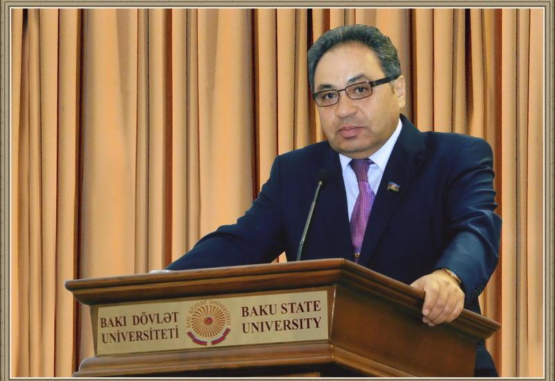 Ректор БГУ призвал первокурсников заняться научной деятельностью