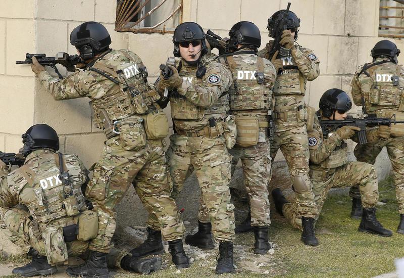 Спецоперация СГБ: обезврежена группа контрабандистов