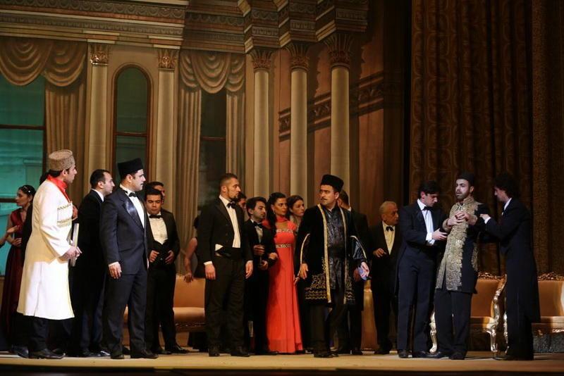 "40 лет спустя: легендарная ""Судьба певца"" на сцене Театра оперы и балета"