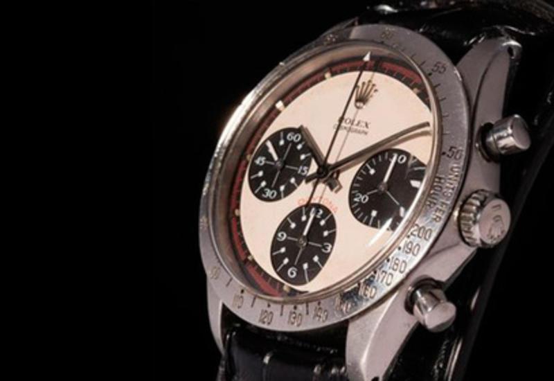 Проданы самые дорогие часы в мире