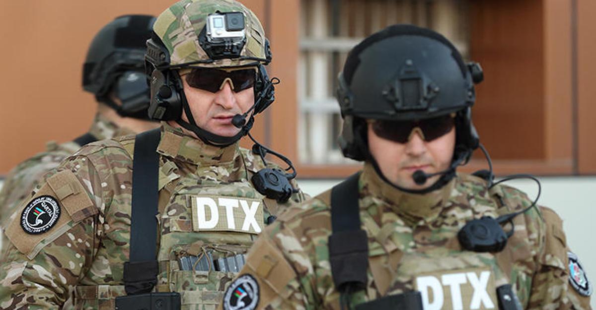 СГБ Азербайджана задержала членов экстремистской группировки (версия 2)
