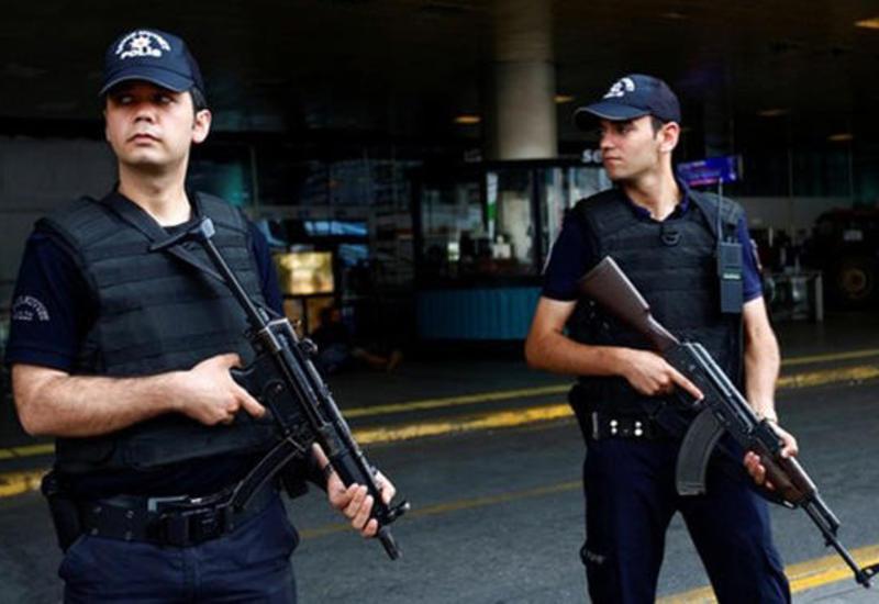 """В Турции задержан террорист """"ИГ"""""""