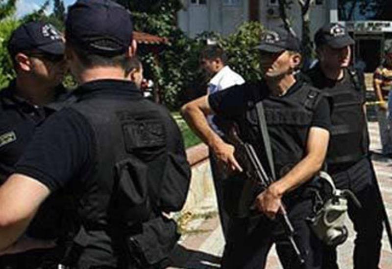 Перестрелка с террористами в Турции, есть убитые
