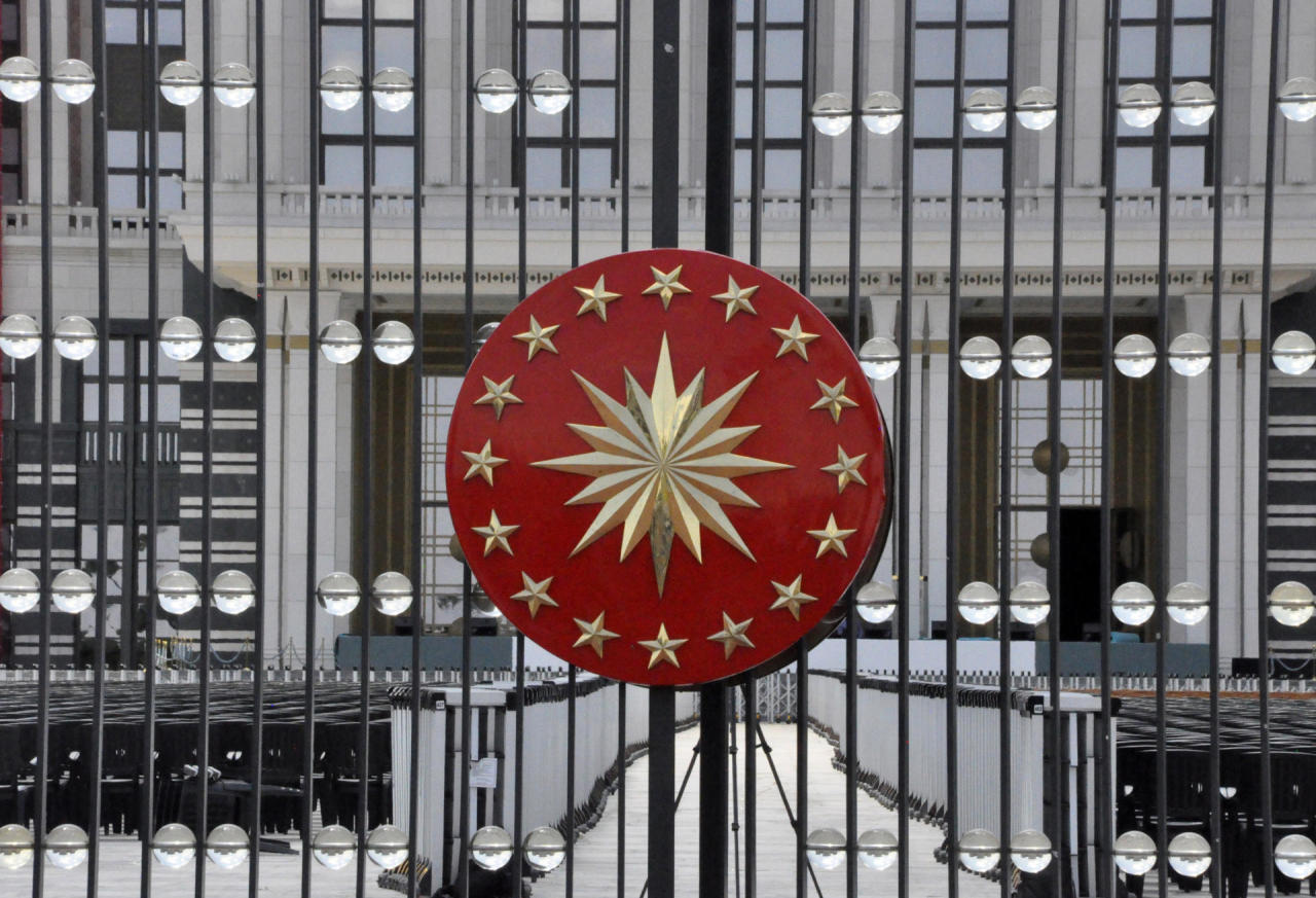 Руководителя Азербайджана, Турции иГрузии открыли железнодорожную линию