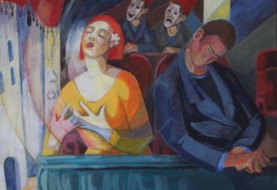 """""""Картинная галерея"""" Day.Az: Наблюдать и чувствовать мир <span class=""""color_red"""">- ФОТО</span>"""