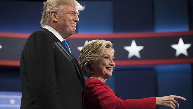 Социальная сеть Facebook обнародовал суммы, потраченные Трампом иКлинтон напредвыборную рекламу