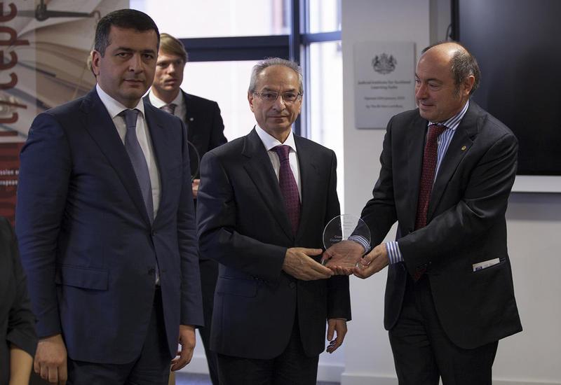 Совет Европы дал историческую оценку судебно-правовой системе Азербайджана