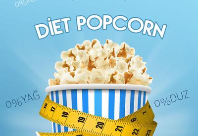 "«CinemaPlus» начинает продажу продукта ""Diet Popcorn"""