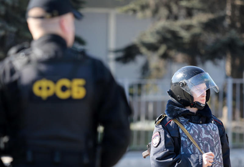 ФСБ объявила о срыве революции в России