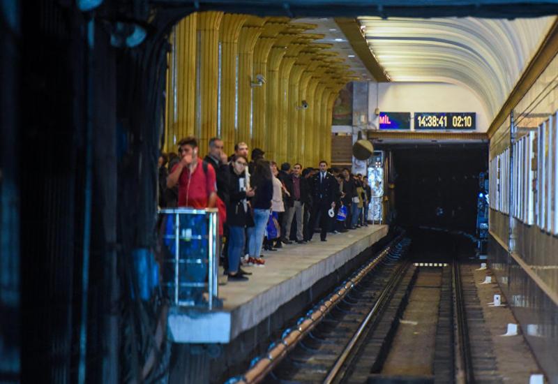 Каково это работать в бакинском метро