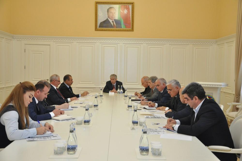 В Кабмине состоялось совещание с участием руководителей СМИ