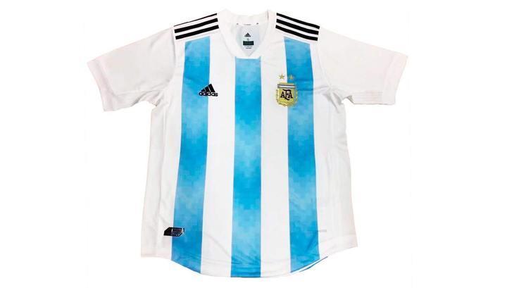 Германия, Аргентина иБельгия презентовали футбольную форму наЧМ