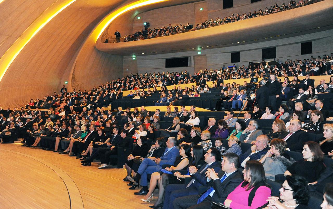 Состоялся юбилейный вечер посвященного 100-летнему юбилею композитора Тофига Гулиева