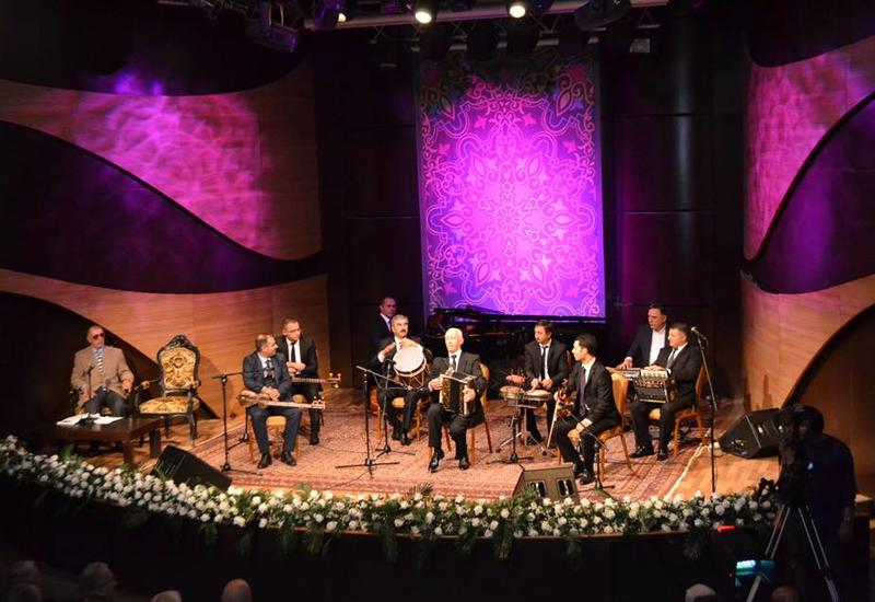 В Центре мугама прошел творческий вечер гармониста Закира Мирзоева