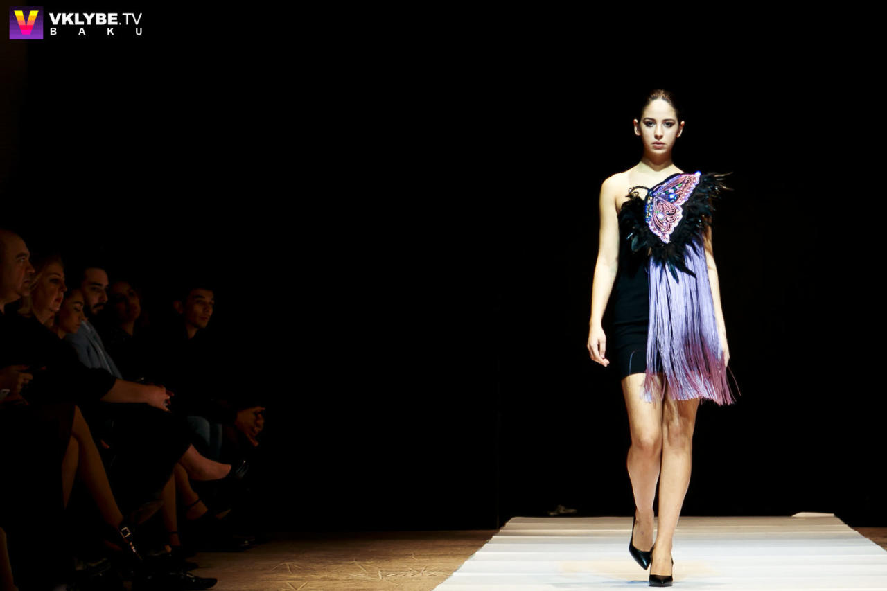 Высокая мода на Azerbaijan Fashion Week