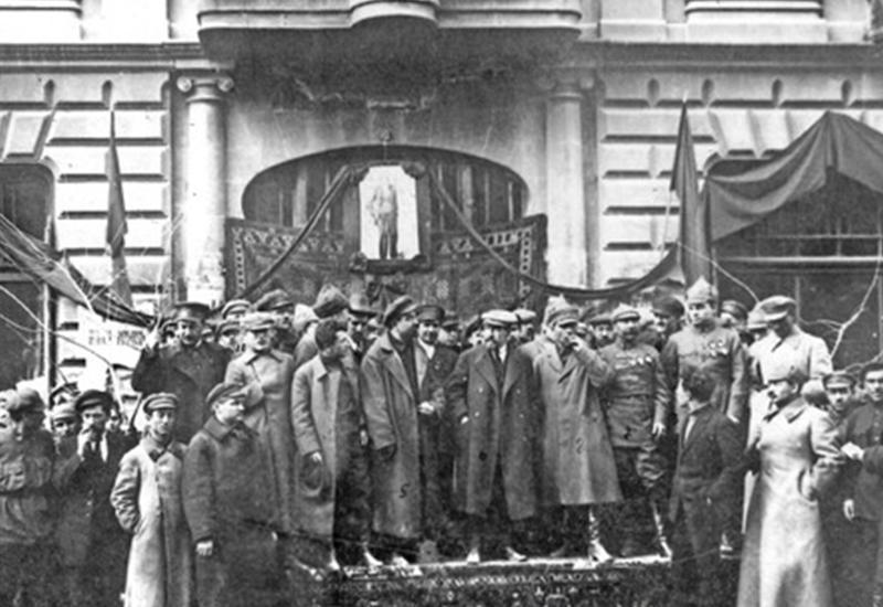 """""""Историческая призма"""": 1917-1918 гг. Армения и Ленин"""