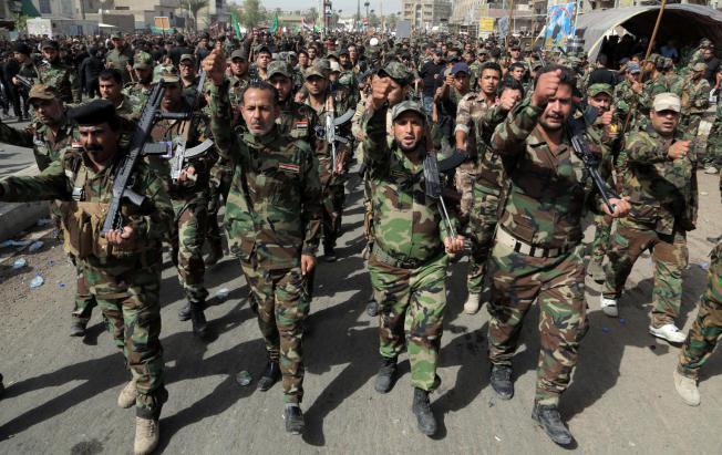 Военные начали операцию поосвобождению последнего оплотаИГ вИраке
