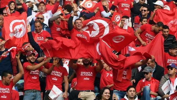 Тунис иМарокко получили путёвки начемпионат мира