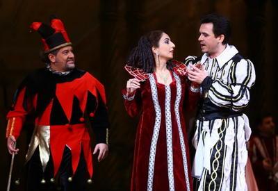 """Феерическая постановка """"Риголетто"""" на сцене Театра оперы и балета <span class=""""color_red""""> - ФОТО</span>"""