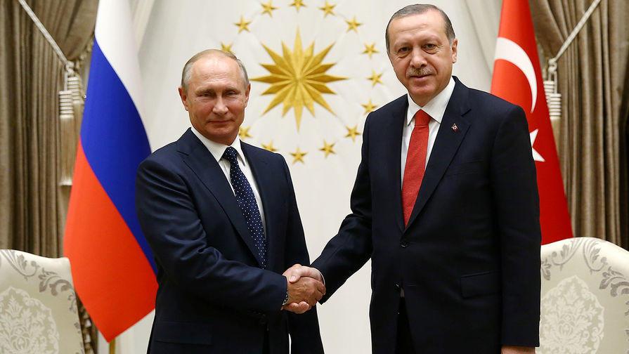 Строительство вТурции АЭС «Аккую» начнется всамое ближайшее время— Путин