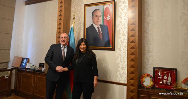 Эльмар Мамедъяров: совещание азербайджано-китайской МПК состоится в последующем 2018 году