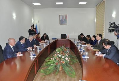 """Роль Азербайджана и Китая в восстановлении """"Шелкового пути"""" создает почву для развития сотрудничества"""