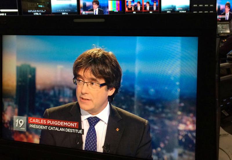 Пучдемон отказался от независимости Каталонии