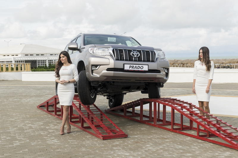 Впродаже появился очередной клон Тойота Land Cruiser Prado