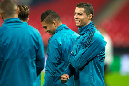 Роналду уйдет из«Реала»