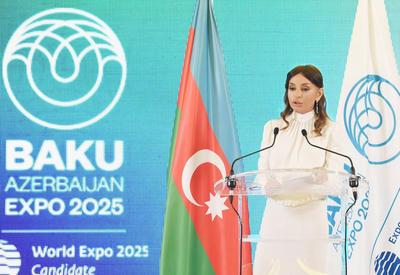 Первый вице-президент Мехрибан Алиева: Азербайджан превратился в основную сторону, наладившую взаимную связь между Европой и Азией