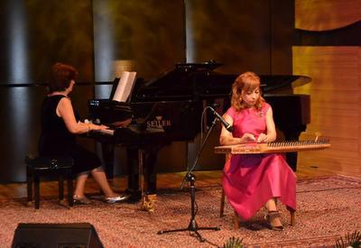 """В Центре мугама прошел прекрасный творческий вечер известного тариста <span class=""""color_red"""">- ФОТО</span>"""