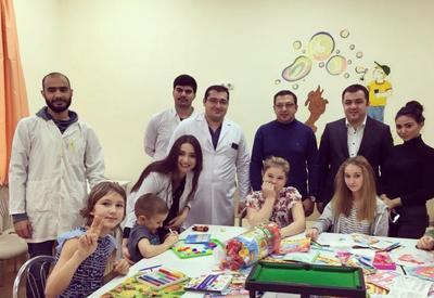 """АМОР организовало мероприятие для детей в День борьбы с сахарным диабетом <span class=""""color_red"""">- ФОТО</span>"""